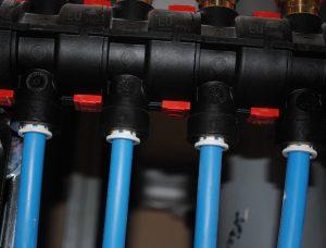 Thermacome, 1er système de planchers chauffants-rafraîchissants hydrauliques basse température