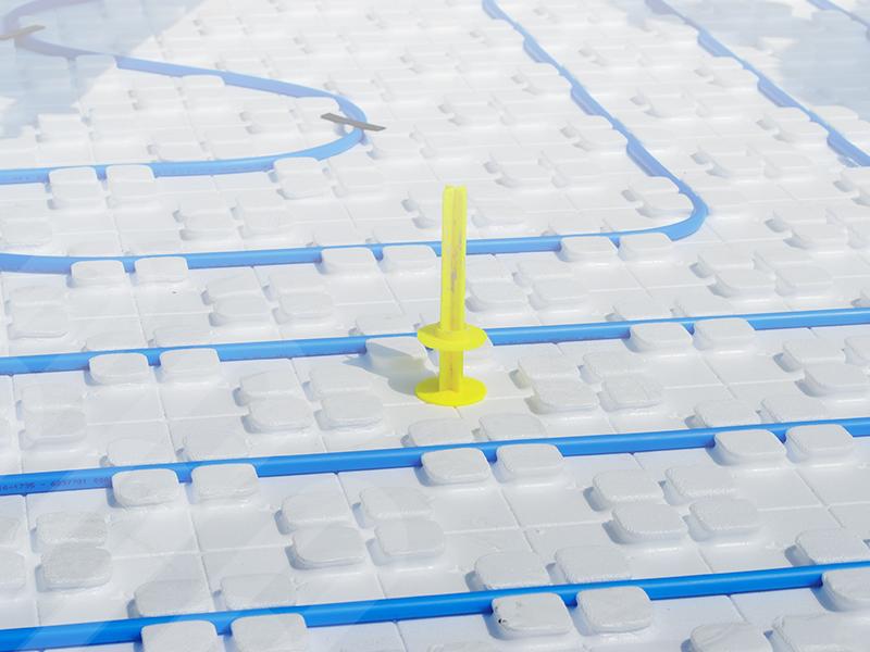Une obligation de résultat pour les surfaces rayonnantes hydrauliques