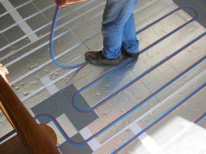 Thermacome, 1er système de planchers chauffants-rafraîchissants hydrauliques basse température – Solution vivracome