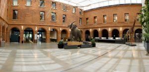 Thermacome, 1er système de planchers chauffants-rafraîchissants hydrauliques basse température – Musée Toulouse 4