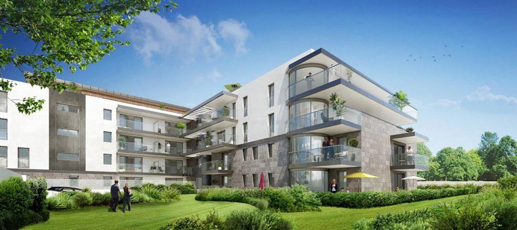 Thermacome, 1er système de planchers chauffants-rafraîchissants hydrauliques basse température – Résidence villa ruben Limoges