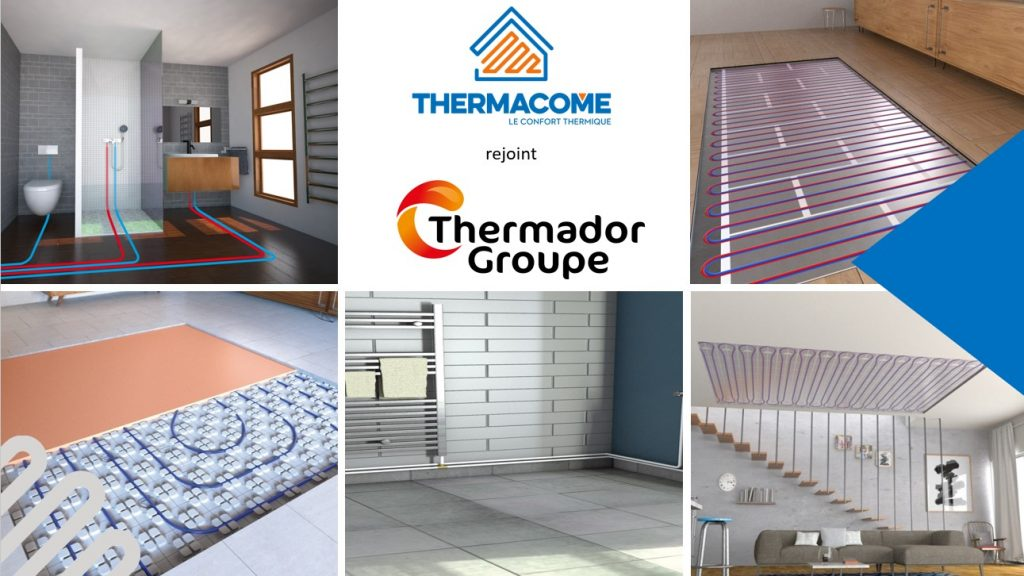 Thermador et Thermacome