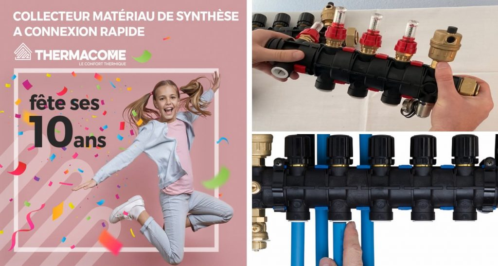 connexion rapide Thermacome